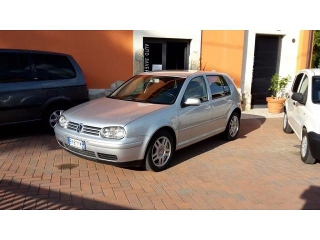 VOLKSWAGEN GOLF 1.9 TDI/101 CV cat 5p. Generation