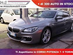 BMW SERIE 6 Gran Coupè d xDrive Coupé M Sport Edition FULL OPT