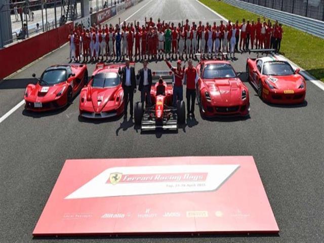 Ferrari corse clienti 2015 riparte dal Giappone