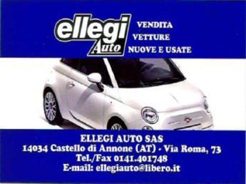 Concessionario ELLEGI AUTO DI BRUSASCO DAVIDE di CASTELLO DI ANNONE