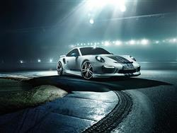 Porsche 911 Turbo e Turbo S by Techart