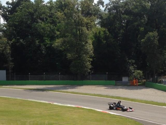 Coppa Intereuropa 2015 all'autodromo di Monza