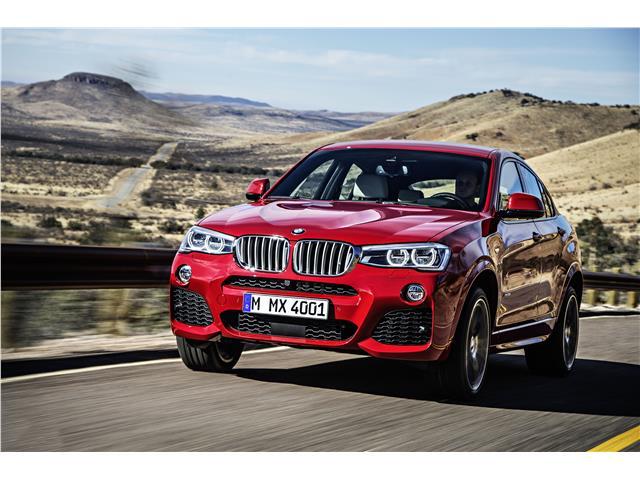 BMW X4: la prima Sports Activity Coupè