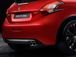 Nuova Peugeot 208 GTi 30th Anniversary