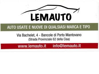 Concessionario LEMAUTO di BANCOLE DI PORTO MANTOVANO