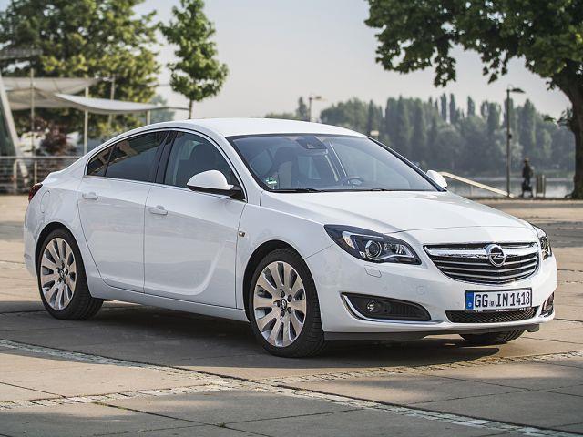 Nuova Opel Insignia: il restyling 2014
