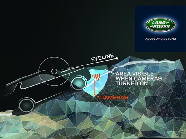 Land Rover punta sull'innovazione tecnologica