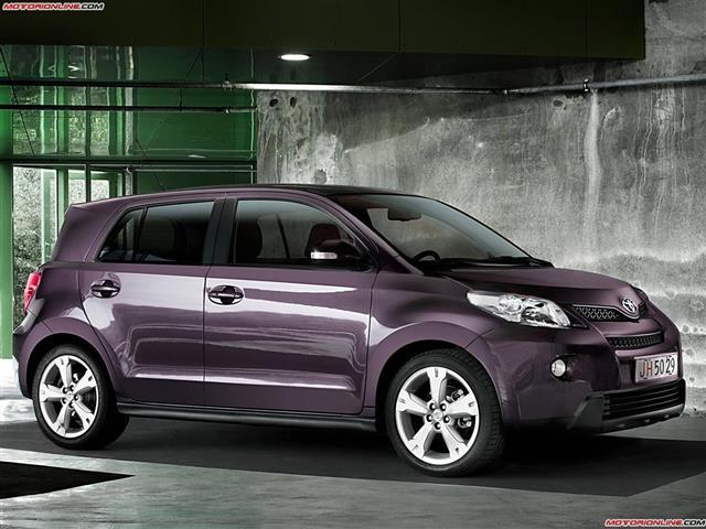Toyota Urban Cruiser: una berlina SUV?