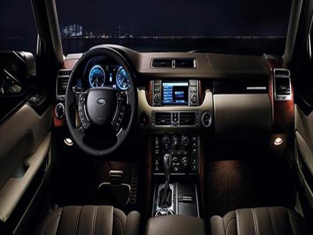 Land Rover Range Rover: l'ammiraglia