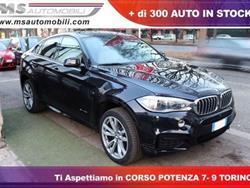 BMW X6 xDrive40d M-Sport Unicoproprietario