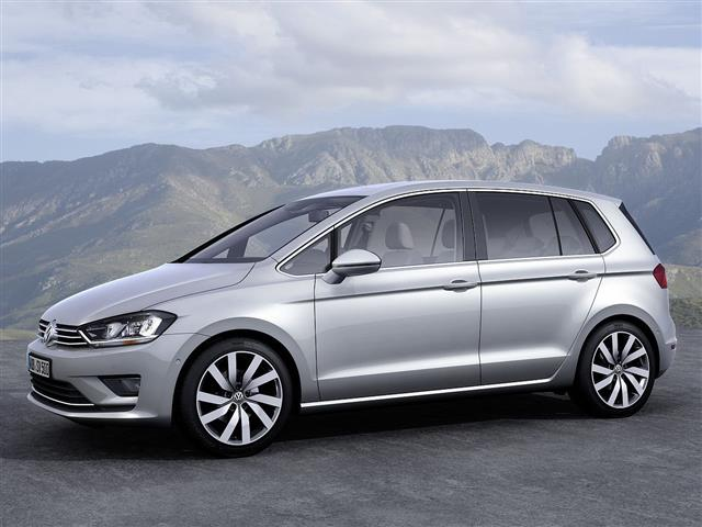 Volkswagen Golf Plus: model year 2014