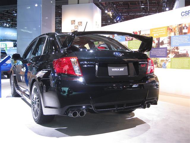 Subaru WRX: una volta si chiamava Impreza