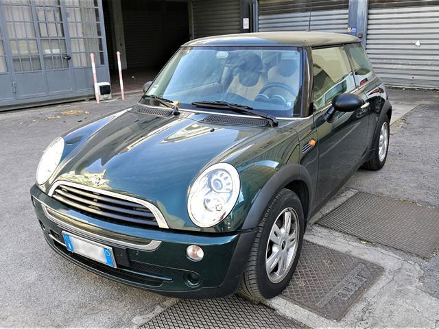 MINI MINI 3 PORTE Mini 1.6 16V One de luxe