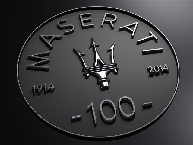 Maserati in festa: un secolo di sportività