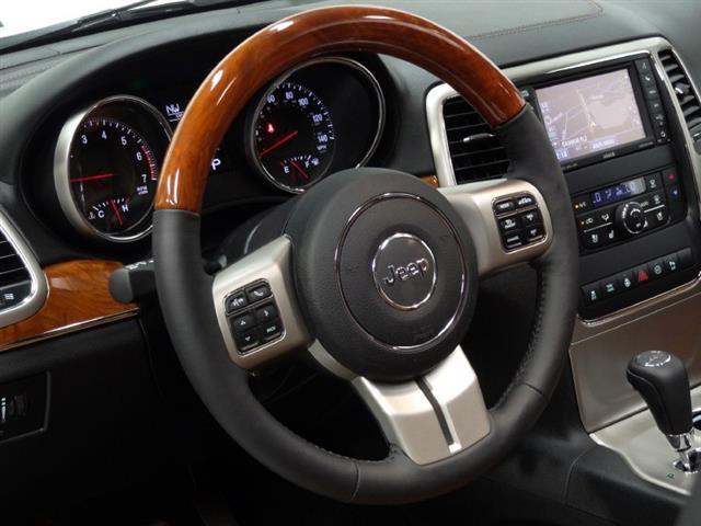 Jeep Grand Cherokee: il SUV più stradale