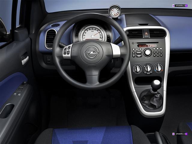 Opel Agila e la partnership con Suzuki
