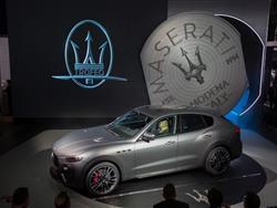 Maserati Levante Trofeo V8: potenza allo stato puro MASERATI LEVANTE TROFEO V8: POTENZA ALLO STATO PURO