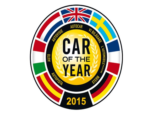 Car of the Year 2015: sette le finaliste in gara