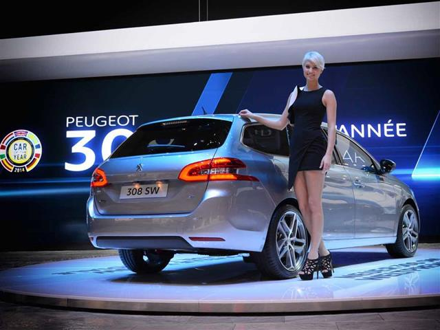 Peugeot 308 Break: la versione station wagon