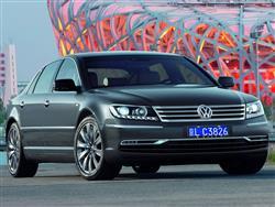 Volkswagen Phaeton: l'ammiraglia di Wolfsburg