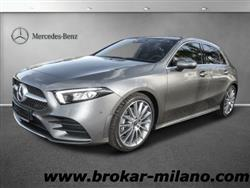 MERCEDES CLASSE A Amg Line - LED - Tetto - MBUX