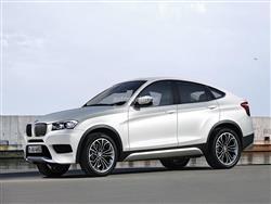 Nuova BMW X6 prevista per il lancio nel 2014