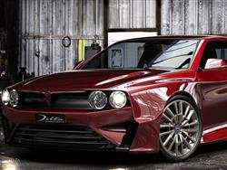 Nuova Lancia Delta Evoluzione GT: il ritorno?