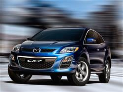 Mazda CX-7: station wagon, SUV o monovolume?