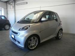 Smart Fortwo Brabus Exclusive: il debutto