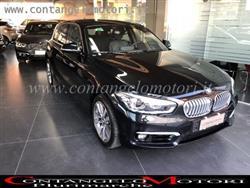 BMW SERIE 1 d 5p. Advantage cambio automatico