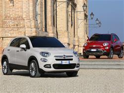 """Fiat 500X: ecco la nuova """"Web Edition"""""""