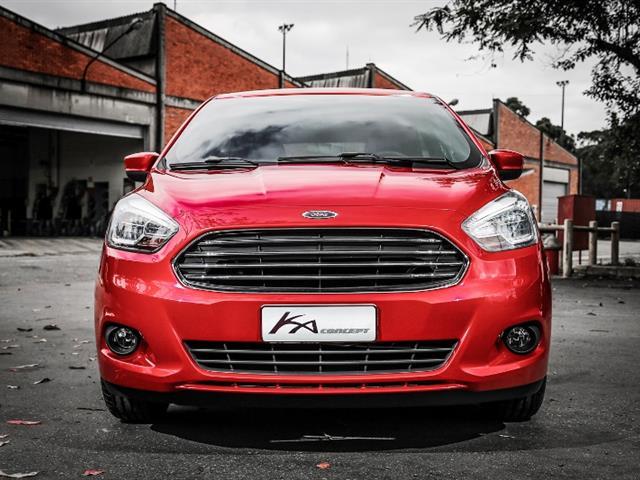 Nuova Ford Ka: la terza generazione