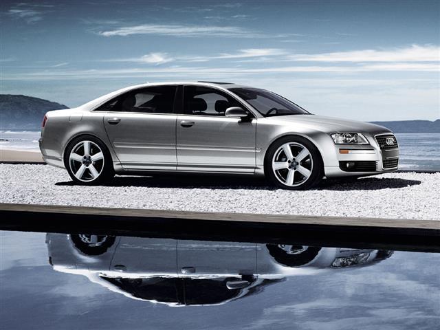 Audi A8: la storia della limousine di Ingolstadt