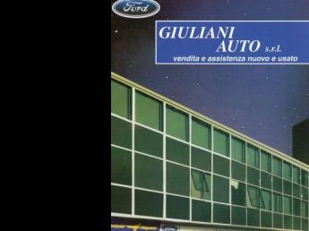 Concessionario GIULIANI AUTO SRL di MILANO