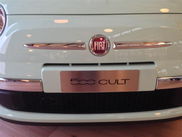 Nuova Fiat 500 Cult: la storia infinita