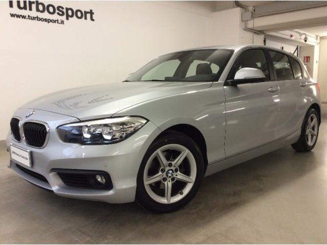 BMW SERIE 1 d 5p. Advantage