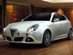 Alfa Romeo Giulietta Collezione: top di gamma