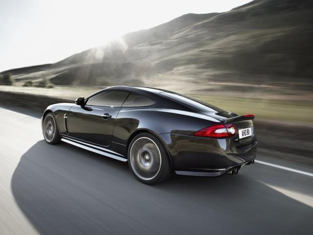 Jaguar XKR 75th Anniversary