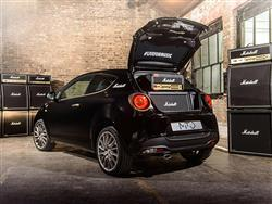 Alfa Romeo MiTo by Marshall: puro stile Rock