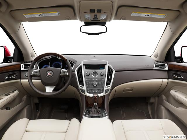 Cadillac SRX: il SUV dallo stile americano