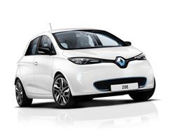Renault Zoe: bellissima citycar elettrica