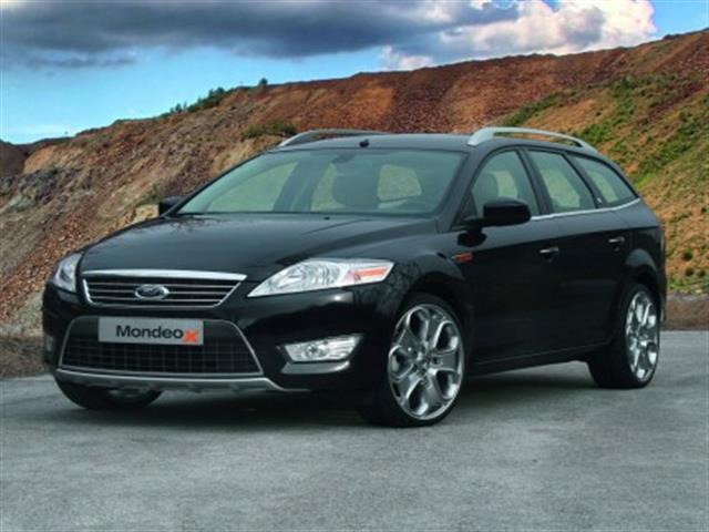Ford Mondeo veste i panni di una svedese