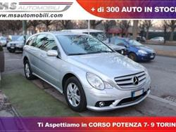 MERCEDES CLASSE R CDI cat 4Matic 7 Posti Unicoproprietario