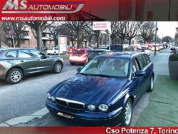 JAGUAR X-TYPE 2.0D Wagon Executive  Pelle Unicoproprietario
