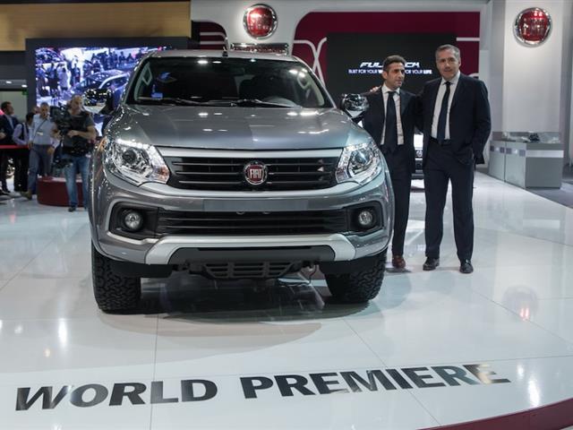 Fiat Fullback: il nuovo pick-up