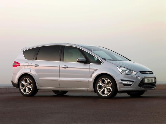 Ford S-Max: la monovolume sportiva