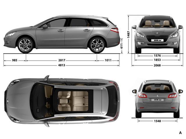 Peugeot 508: ammiraglia berlina o station wagon