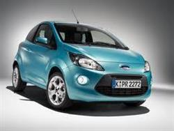 Ford Ka: citycar made by Ford
