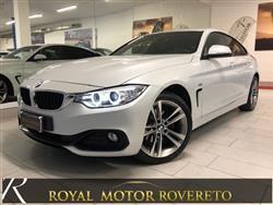 BMW SERIE 4 d xDrive Gran Coupé Sport Mineral White !!