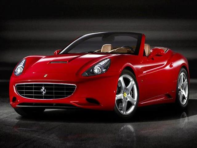 Ferrari California in versione coupé e spider